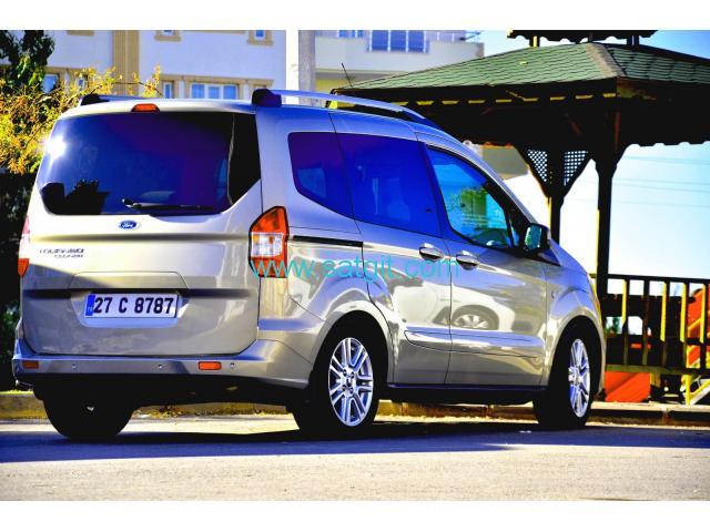 Ford Tourneo Coruier Full Paket Titanium Plus - 3/6
