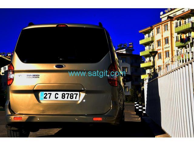 Ford Tourneo Coruier Full Paket Titanium Plus - 4/6