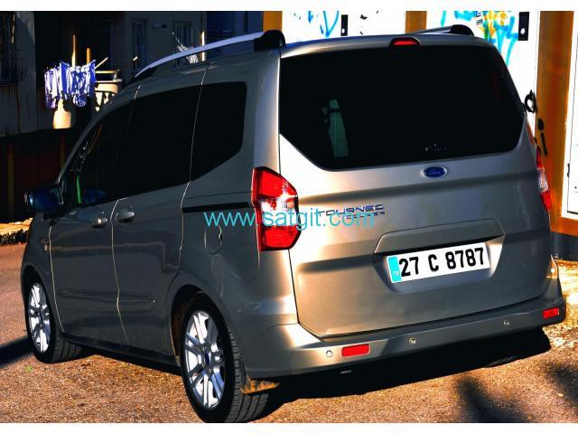 Ford Tourneo Coruier Full Paket Titanium Plus - 5/6