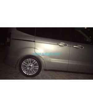 Ford Tourneo Coruier Full Paket Titanium Plus - Görüntü 6/6