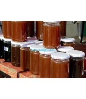 Erzincan Organik Yayla Balı Süzme Kg : 120  tl üreticiden direk satış