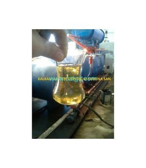 ham petrol rafinerisi yapımı kalkanlar makina