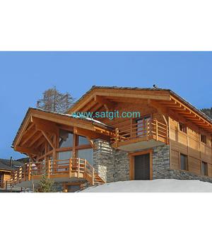 Bolu Kartalkaya da Günlük Kiralık Dağ Evi