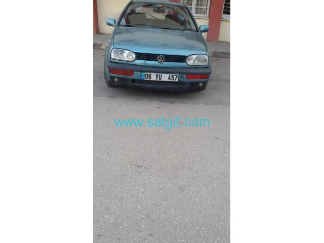 Temiz Golf 3 1992 Model - 4/5