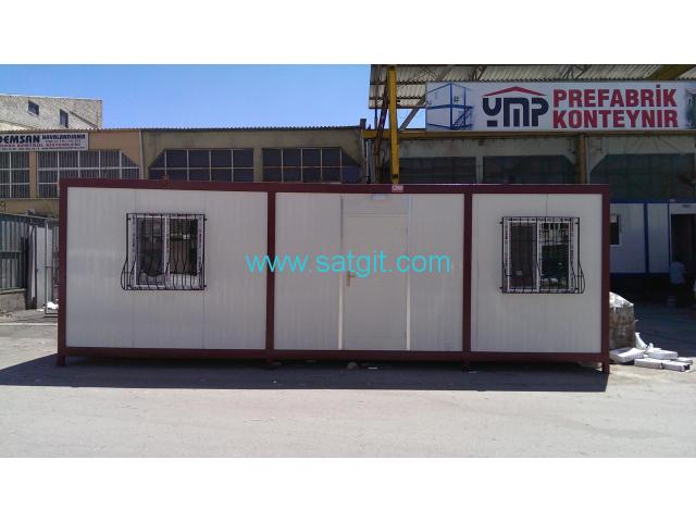 YMP Prefabrik Ankara, Prefabrik Konut-Ev-Villa-Bina - 1/4