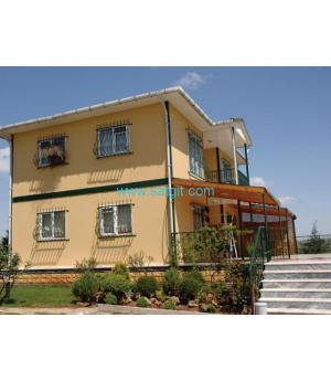 YMP Prefabrik Ankara, Prefabrik Konut-Ev-Villa-Bina