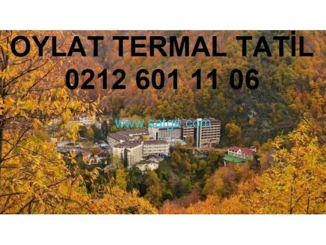 OYLAT TERMAL OTEL 2 KİŞİ TAM PANSİYON 285 TL 05545876159 - 5/8