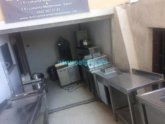 2.el Cafe Malzemeleri Alınır & Satılır. 0532 289 10 45 - 6/6