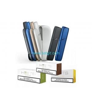 Toptan satış mevcuttur sigara paketleri (stick) ve IQOS 3.0