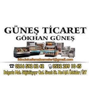 Ataşehir'de 2. El Cafe Malzemeleri Spotçusu