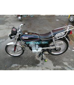 2009 Model 125 Lik Asya Motosiklet