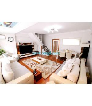 Home Vizyon'dan Bahçelievler Kocasinan Satılık 3+1 Dublex Daire.
